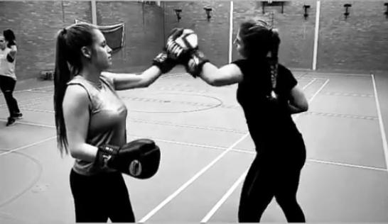 Ladies only (Cardio) boksen